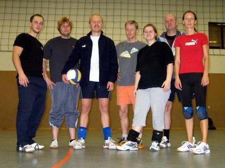 9. Freizeit-Volleyball-Turnier des SV Fortuna